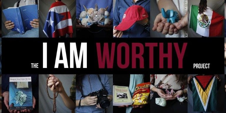 I AM Worthy Project Banner